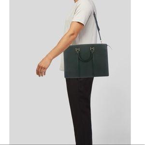 LOUIS VUITTON Vintage Taiga Lozan Briefcase
